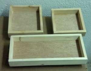 Raw Drawer Organizers