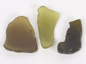 Tumbled Glass - AKA Beach Glass