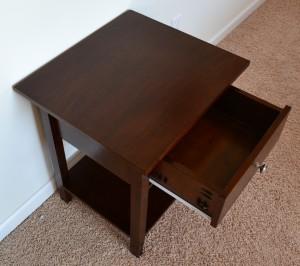 DIY Night Stand Drawer