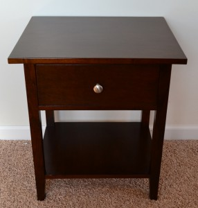 DIY Night Stand