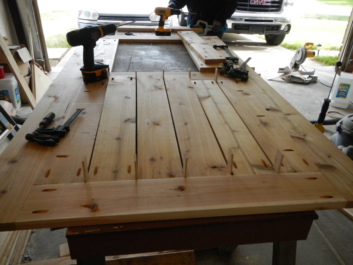 Bryan's Site | DIY Cedar Patio Table Plans