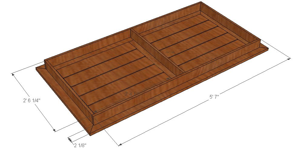 woodwork cedar patio set plans pdf plans