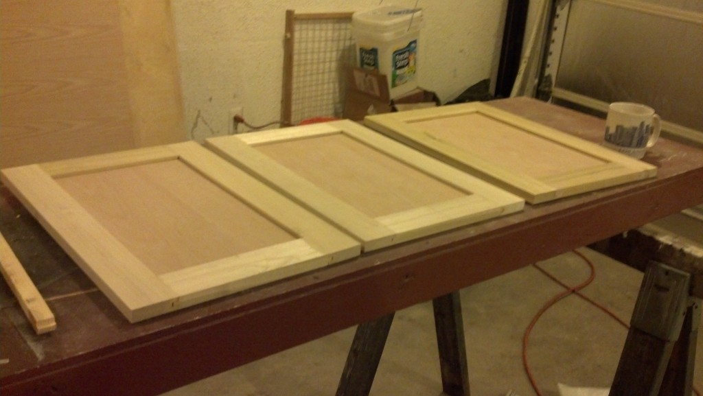 Exceptionnel Making Shaker Cabinet Doors Table Saw Designs. Bathroom Remodel How To Make  ...